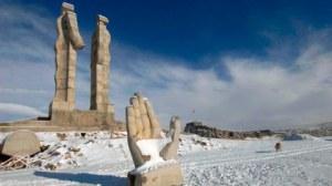 Denkmal der Menschlichkeit in Kars