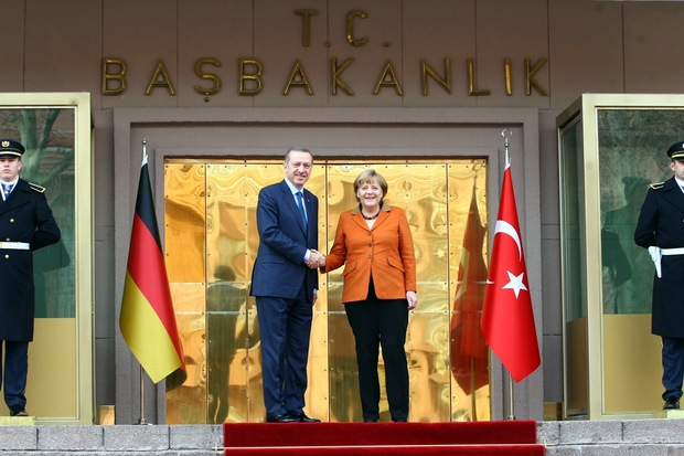 TURKEY-GERMANY-DIPLOMACY