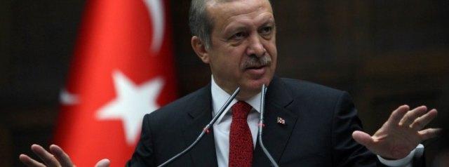 TURKEY-PARLIAMENT-UNREST-ERDOGAN