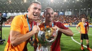Galatasaray-s-Polish-forward-Lukas-Podol