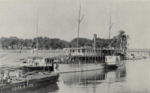 Steamship Ramses the Great