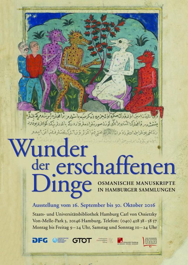 Stabi Osmanuskripte Plakat 04